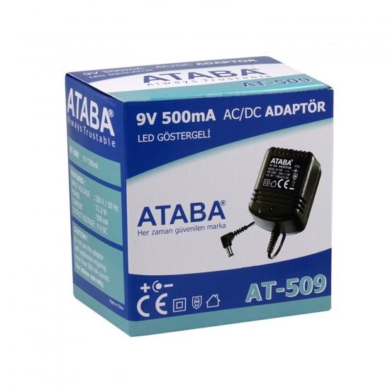 Ataba At-509 9v 500ma DC Adaptör