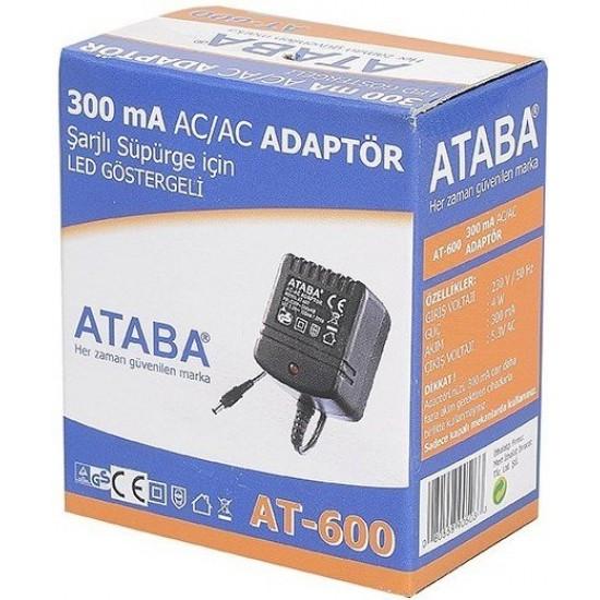Ataba At-600 5,3v 300ma AC/AC Adaptör
