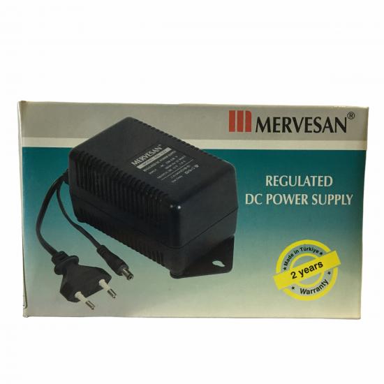 Mervesan Ms-122 12v 1.6a Adaptör