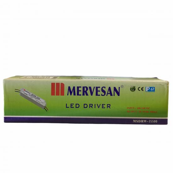 Mervesan Msdrw-35500 30-70v 500 Ma Led Driver