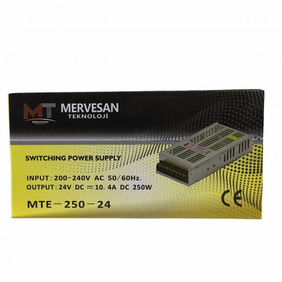 Mervesan Mte-250-24 Adaptör