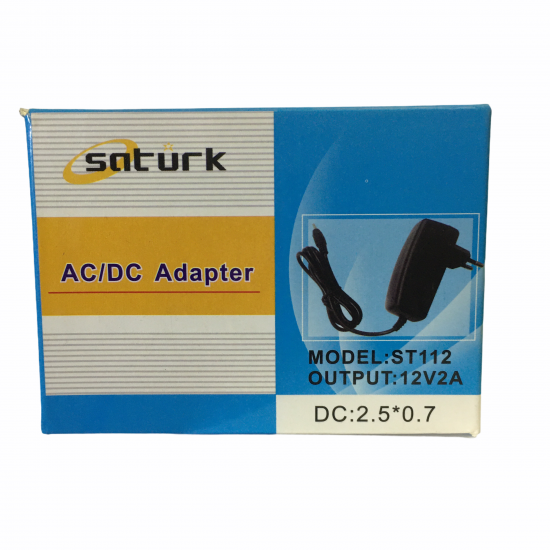 Satürk St112 12v 2a Adaptör