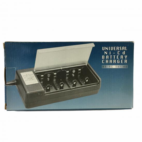 Universal Ni-cd Kb-8c Pil Şarj Cihazi