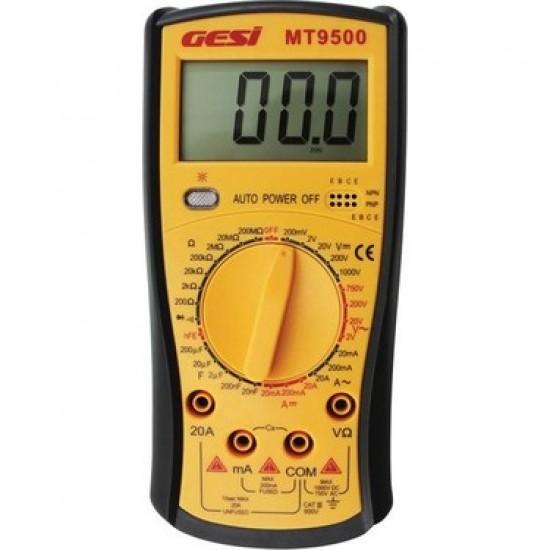 Gesi Mt-9500 Ölçü Aleti