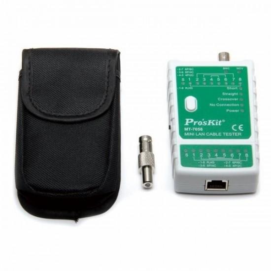 Pro'skit Mt-7058 Kablo Test Cihazı