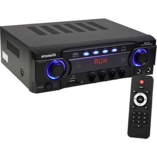 Osawa Wireless Digital Stereo Amplifier Hd-510 2x100w Anfi