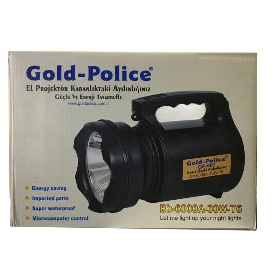 Gold-police Gp-607 Lamba