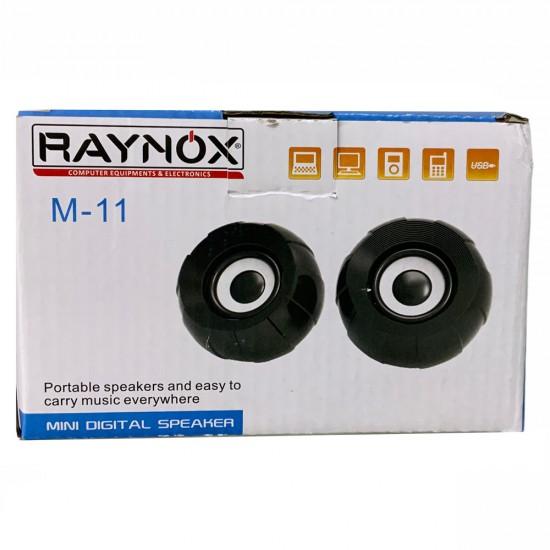 Raynox M-11 Mini Stereo Hoparlör