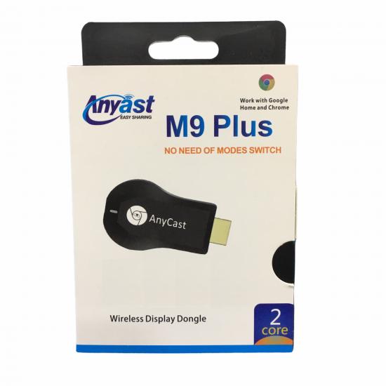 Anycast M9 Plus Kablosuz Görüntü Aktarıcı