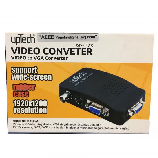 Uptech Kx-1002 Video To Vga Çevirici