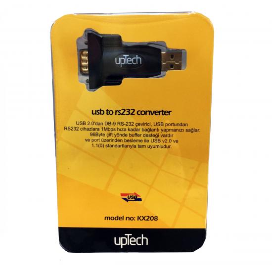 Uptech Kx-208 Usb To Rs232 Çevirici
