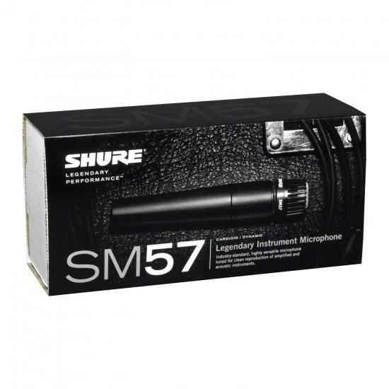 Shure Sm-57 El Mikrofonu