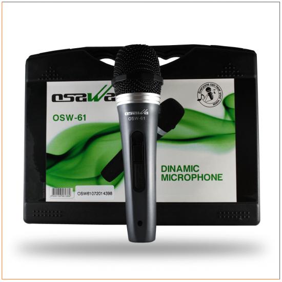 Osawa OSW-61 Kablolu El Mikrofonu