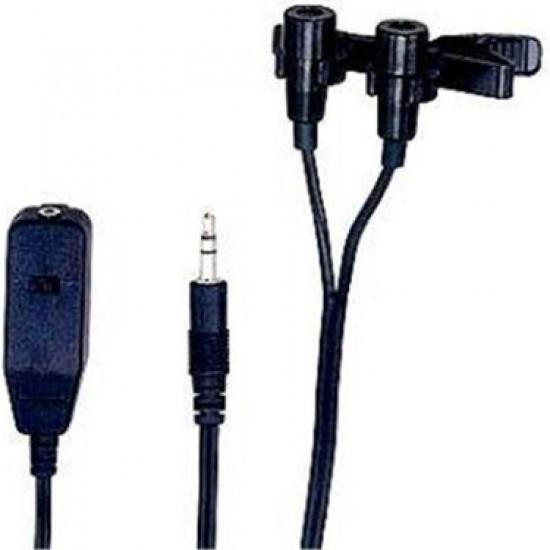 Av-jefe Tcm-200 Stereo Yaka Mikrofonu