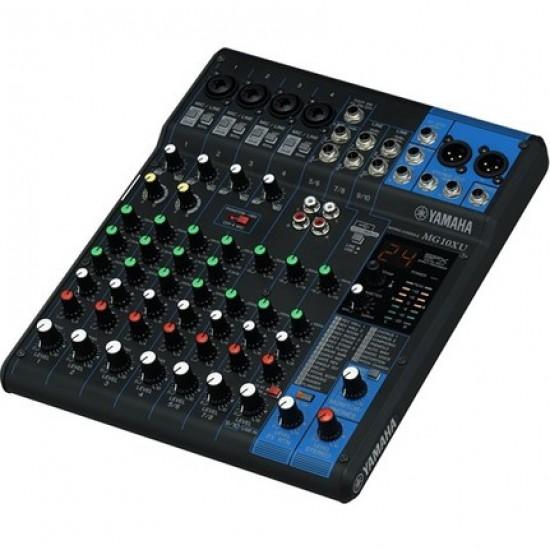 Yamaha Mg10xu 10 Kanal Mixer
