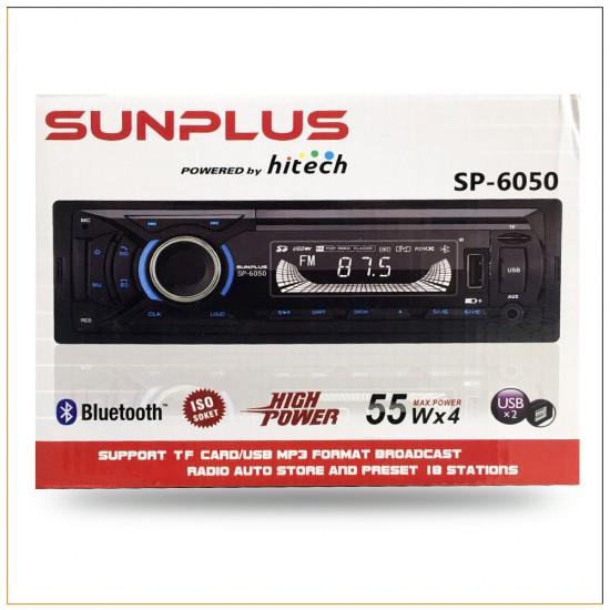 Hitech Sunplus Sp-6050 Oto Medya Player Teyp