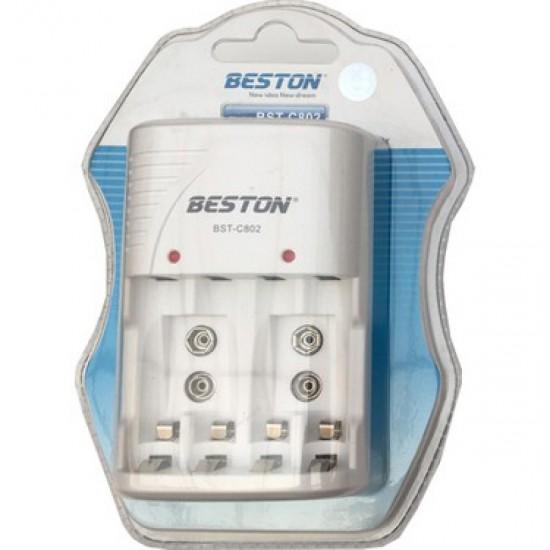 Beston Bst-c802 Pil Şarj Cihazı