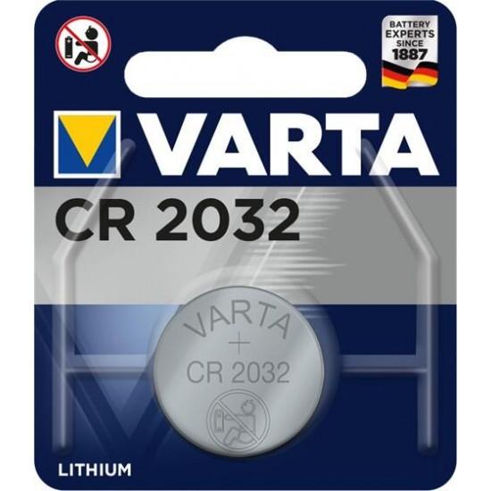Varta Cr2032 Lithium Pil 3v