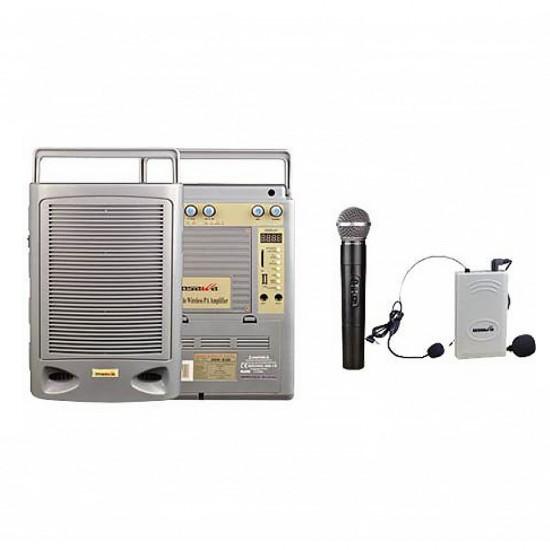 Osawa OSW-8120 El ve Yaka Mikrofonlu Portatif Mevlüt Anfisi