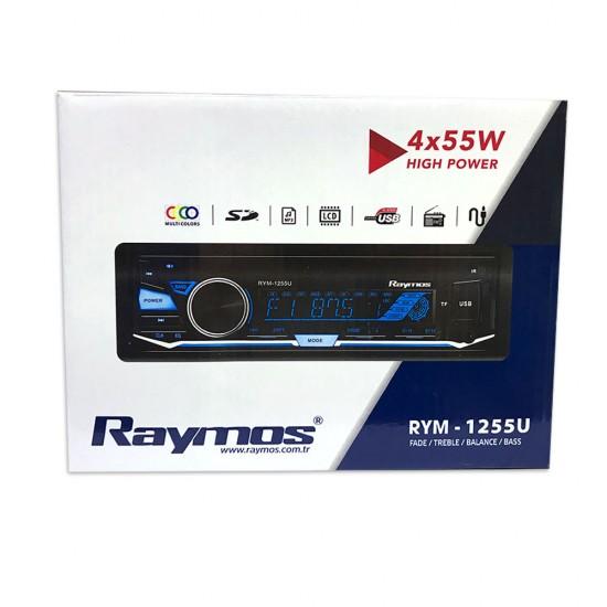 Raymos RYM-1255U USB'li MP3 Oto Teyp