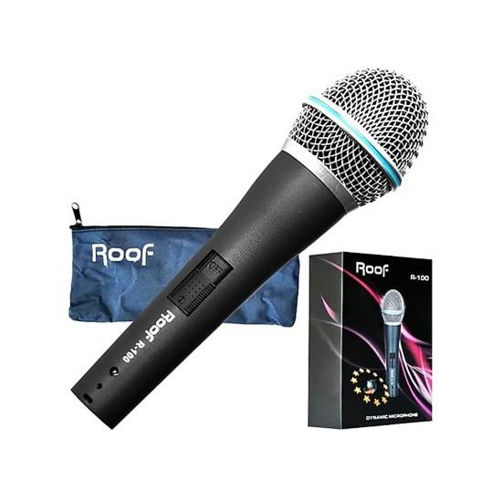 Roof R-100 Dinamik El Mikrofon