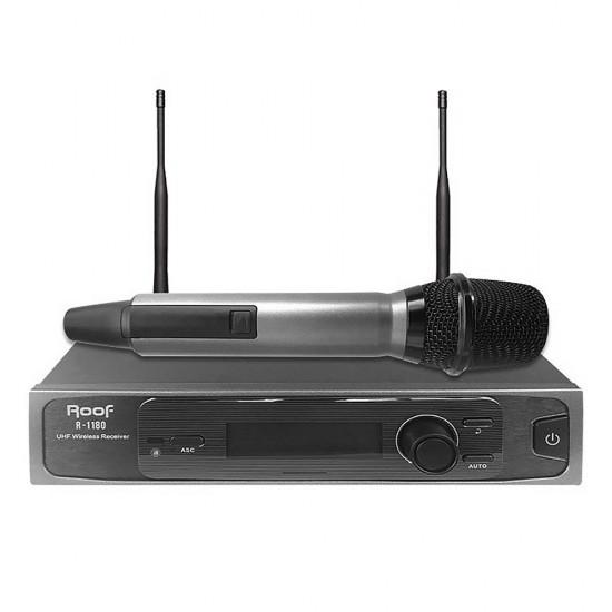 Roof R-1180 (1 El ) Tek Kanal Kablosuz Mikrofon