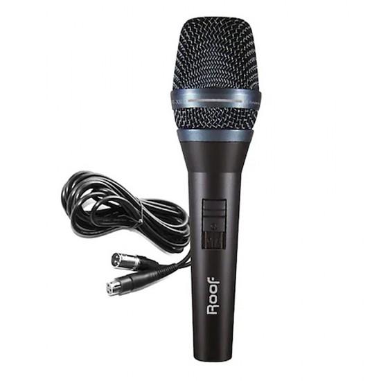 Roof R-300 Dinamik El Tipi Mikrofon
