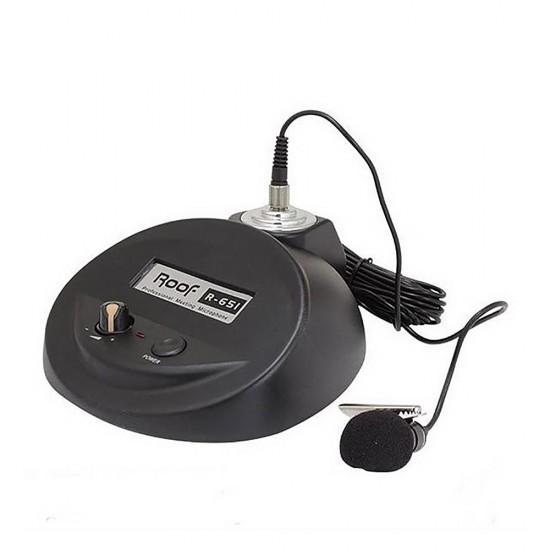 Roof R-651 Yaka mikrofon