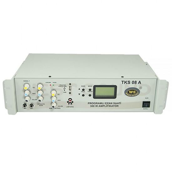 West Sound TKS-08A Anfili Programlı Ezan Saati
