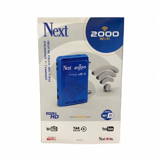 Next 2000 Wifi Uydu Alıcı