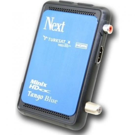 Next Minix Hd Tango Blue Uydu Alıcısı
