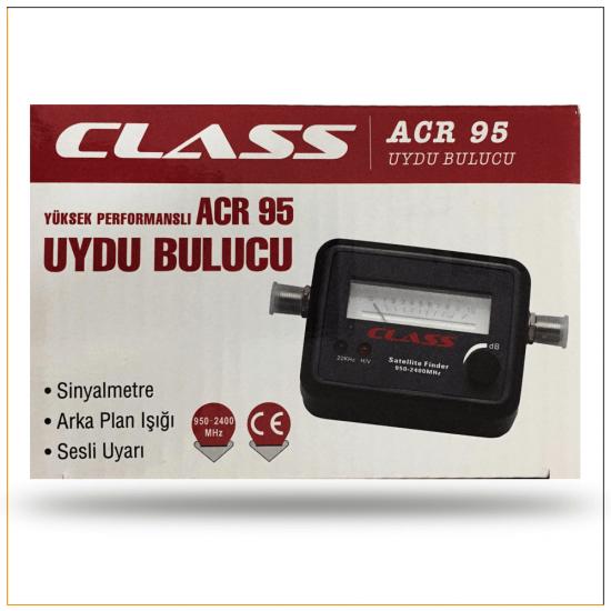 Class ACR-95 Uydu Yön Bulucu